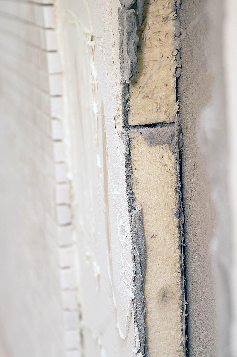 Строительная плита THERMIT SP не боится влаги и прямого попадания воды